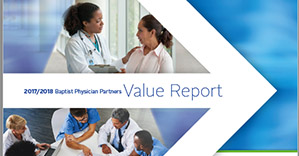 2017-2018 Value Report cover